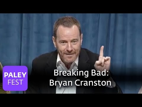 Breaking Bad - Bryan Cranston on the Shocking Pilot Script (Paley Interview)
