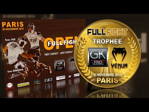 TROPHEE FULL FIGHT NOVEMBRE 2014