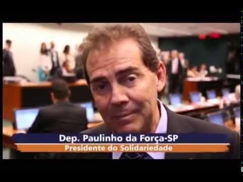 Paulinho da Força, na CPI da Petrobras, defende investigação e punição dos culpados