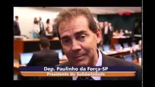 Paulinho da Força, na instalação da CPI da Petrobras, defende investigação e punição dos culpados