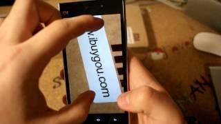 Recensione Xiaomi M3/Mi3 Snapdragon 800