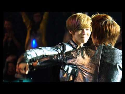 Luhan→Xiumin←Chen 【Falling In Love】