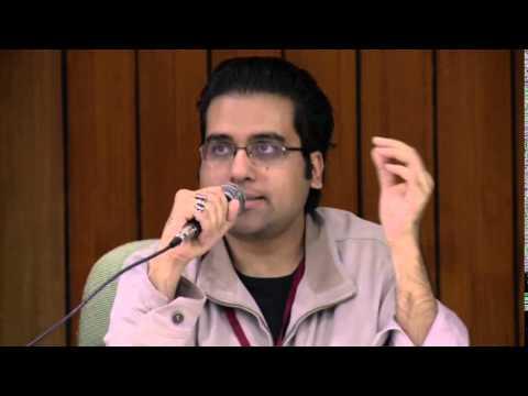 PN at the New Delhi World Book Fair (2/3)