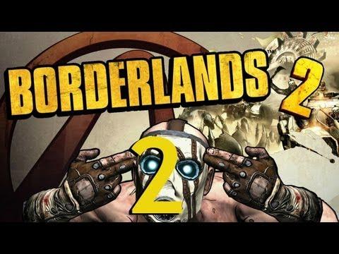 ♦ Borderlands 2 Coop - [02] w/YourGibs ft. Disinmas, Kauaian - Meet Sir Hammerlock