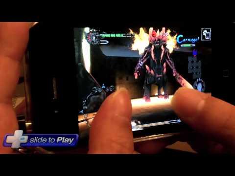 """""""Devil May Cry 4"""" выйдет на iPhone в этом месяце."""