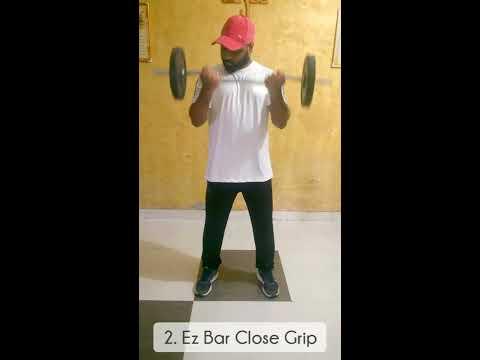 Best Exercises for Bigger Arms #Biceps #workout #exercise  kar har maidan fateh