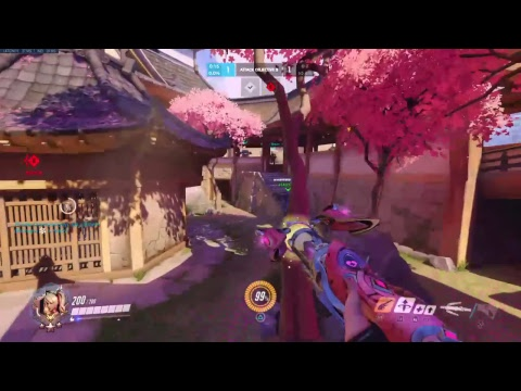 Misery_nV is LIVE! Overwatch Season 9 - Sombra Main