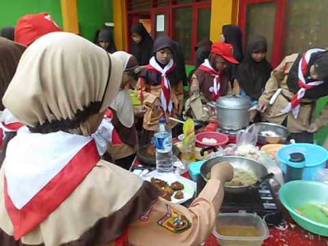 Fun Cooking 2014 SDIT AL HIKMAH BINTARA
