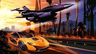 GTA 5 Attacking The Base! Live Stream The CREW! Grand