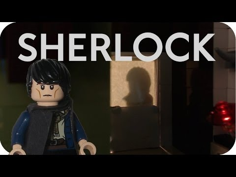 LEGO SHERLOCK: Series 3 - Teaser Trailer [BBC]