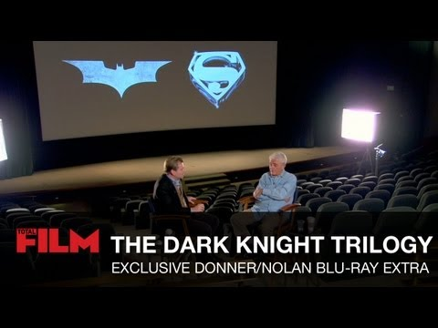 Christopher Nolan & Richard Donner talk Batman and Superman scores