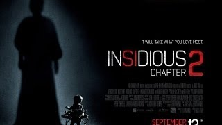 Insidious 2 Movie Trailer