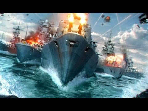 World of Warships / Трейлер для E3 2012