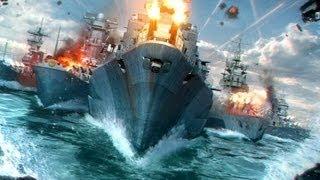 Трейлер для E3 2012 / World of Warships / Видео, ролики, трейлеры, гайды