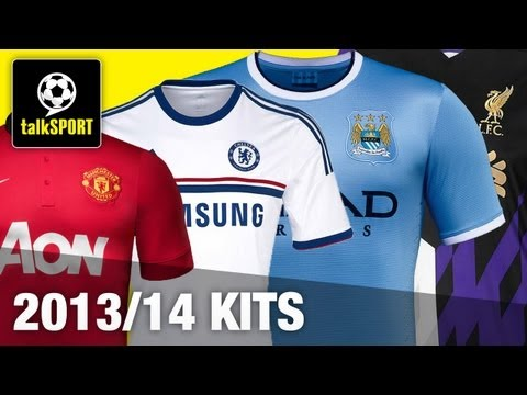 New Premier League Kits 2013/14 | Vote Best & Worst!