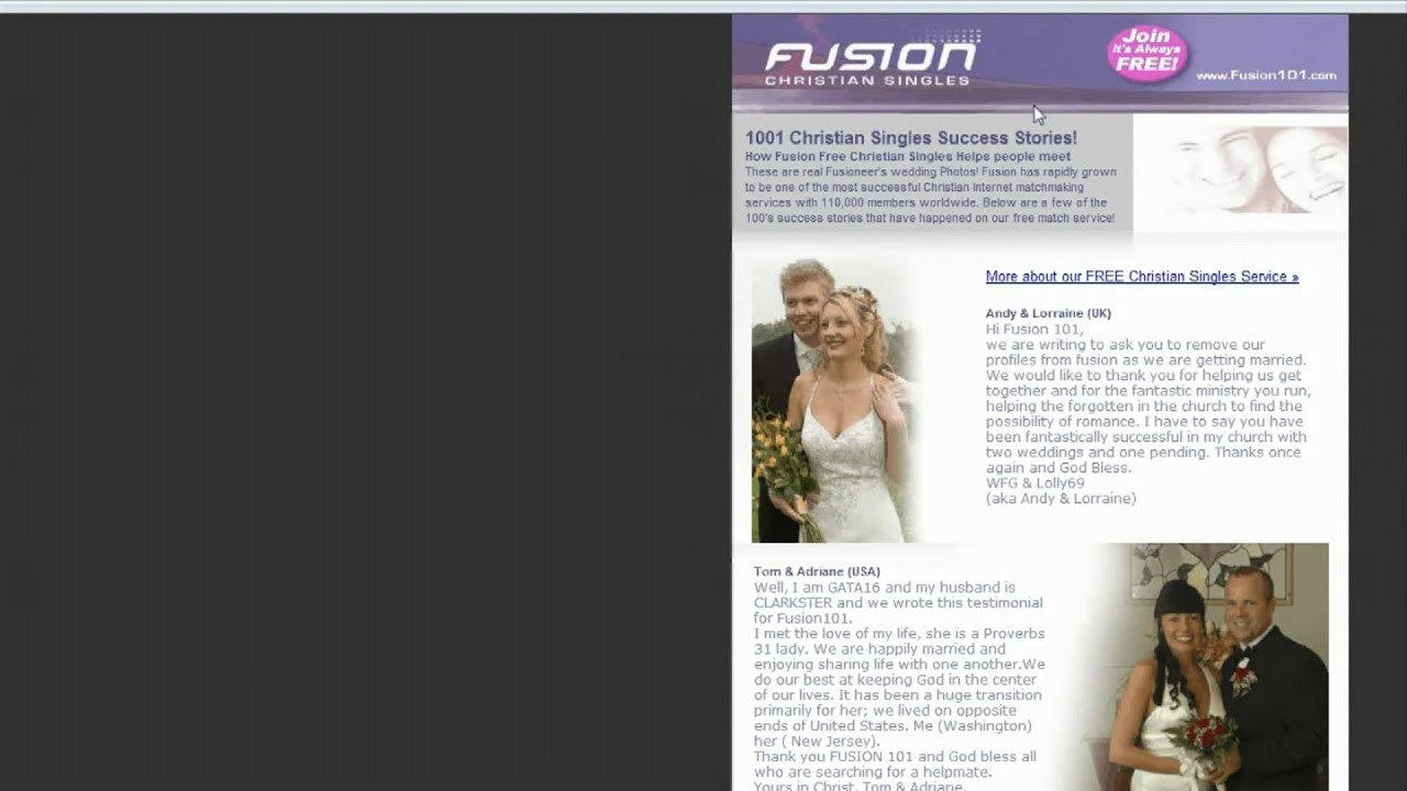Christian dating site in australia