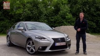 Lexus IS 2014 Review Auto Express