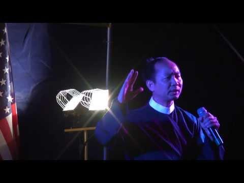 LM Nguyễn Văn Khải - Đêm Thắp Nến Cầu Nguyện Cho Nạn Nhân Giáo Xứ Mỹ Yên Tại Bolsa Grande