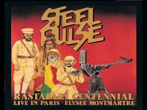 Steel Pulse - State Of Emergency - Rastafari Cenetennial Live in Paris (1992)