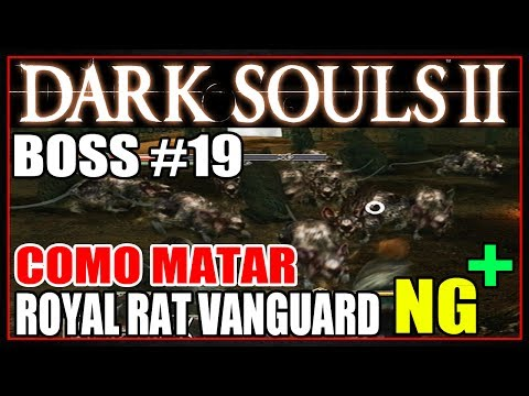 DARK SOULS 2 [NG+] - BOSS 19
