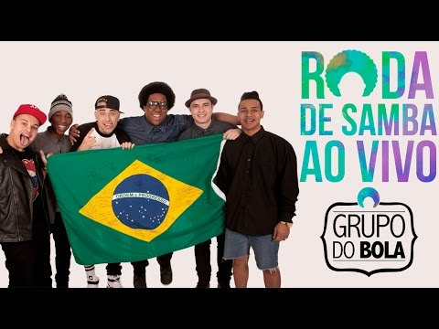 ✦ ✧ Roda de Samba AO VIVO  | Grupo do Bola OFICIAL
