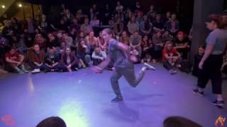 Easy Lee vs. Nastya - House 1/4 - Who Run The World Battle