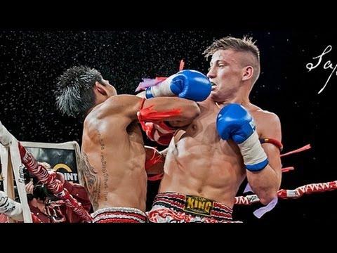 Top 10 pha knockout Muay Thái cực chất
