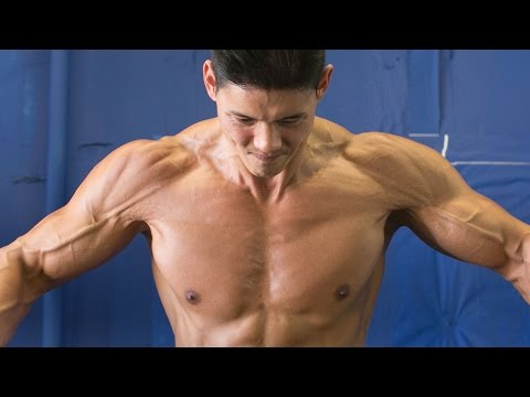 Monster Shoulder Workout
