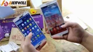 Samsung Galaxy Note 3 N9000 VS Best 1:1 Copy Note 3 N9000