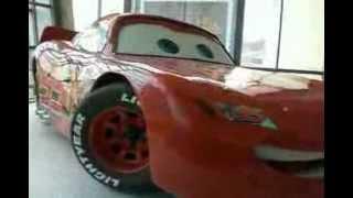 CARS McQueen En El DF