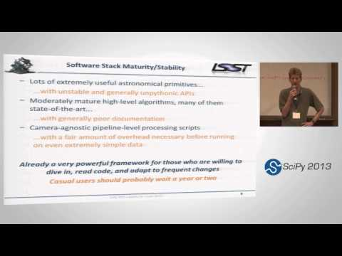 Image from Combining C++ and Python in the LSST Software Stack; SciPy 2013 Presentation