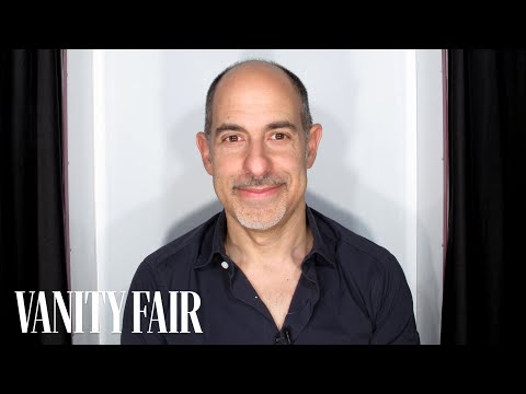 "Screenwriter David S. Goyer on the Batman Trilogy and ""Man of Steel""-@VFHollywood-Vanity Fair"