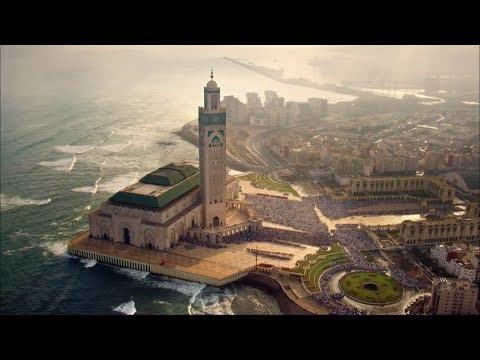 المغرب من السماء