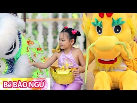 Bé Bào Ngư - Chúc Tết (Official MV)