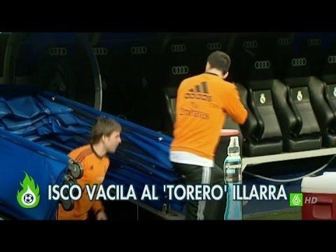 Jugones - Isco vacila al torero Illarramendi