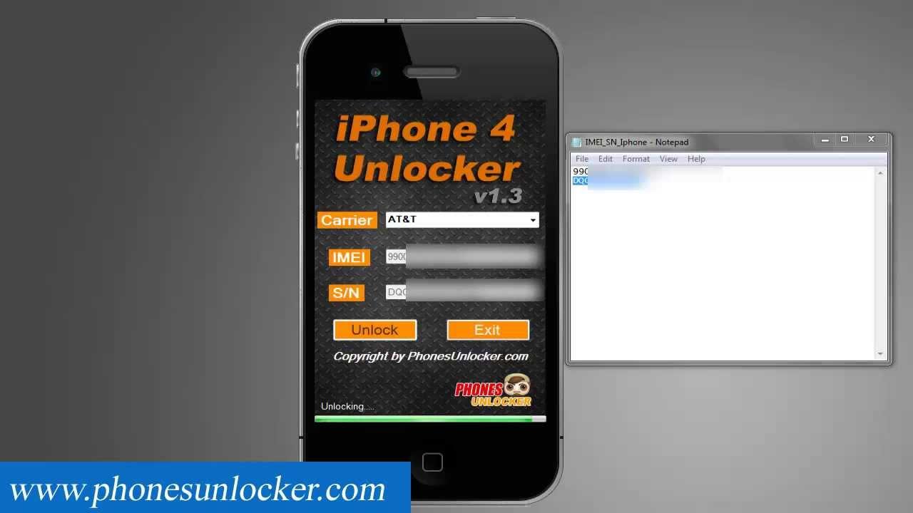 Youtube Unlock Iphone 4 Free