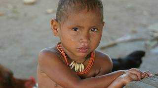 Amazon Tribes Peru, Contacted Natives, Gas Lote 88