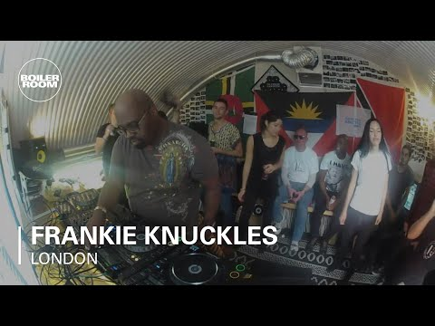 Frankie Knuckles Boiler Room DJ Set