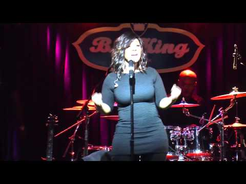 Erica Campbell  HELP-  Live at BB Kings NYC