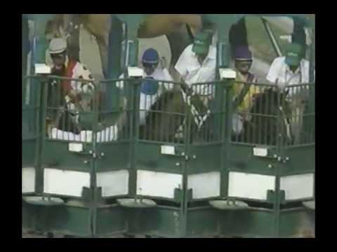 1990 Kentucky Oaks : ESPN Broadcast
