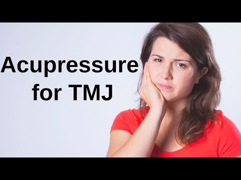 Acupressure for TMJ - Massage Monday #343