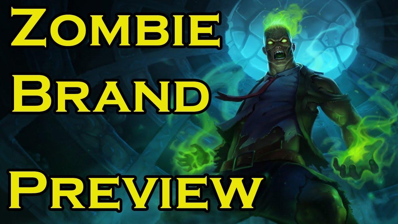 Zombie Brand Lol   www.imgkid.com - The Image Kid Has It!
