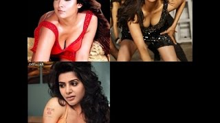 Best hot compilation of Telugu actresses