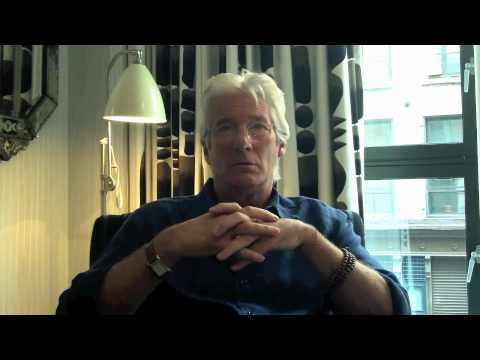 Richard Gere Interviewed by Scott Feinberg