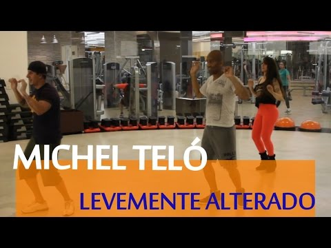 MICHEL TELÓ - LEVEMENTE ALTERADO (FILHOS DO SOL)