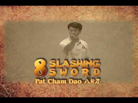 The Wing Chun 8 Slashing Sword