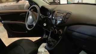 Interior Hyundai I10 2014 Precio Caracteristicas Versión