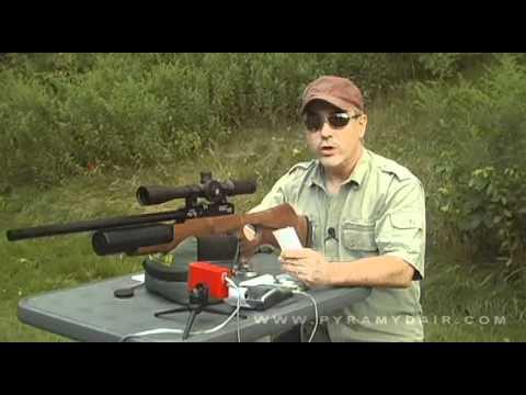 Evanix Windy City PCP air rifle - AGR Episode 49