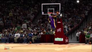NBA 2k14 & 2k13 All Star Weekend: How To WIN The SLAM DUNK