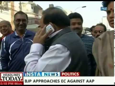 AAP candidate against Salman Khurshid withdraws from fray